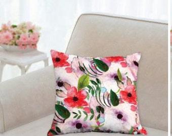 """Bea"" - decorative throw pillow case"