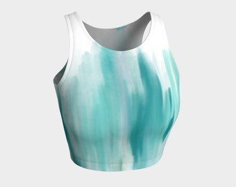 Emmy Water crop top