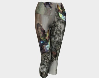 Bridget Yoga Capri Legging