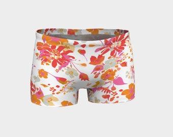 Sofia high waist bike shorts