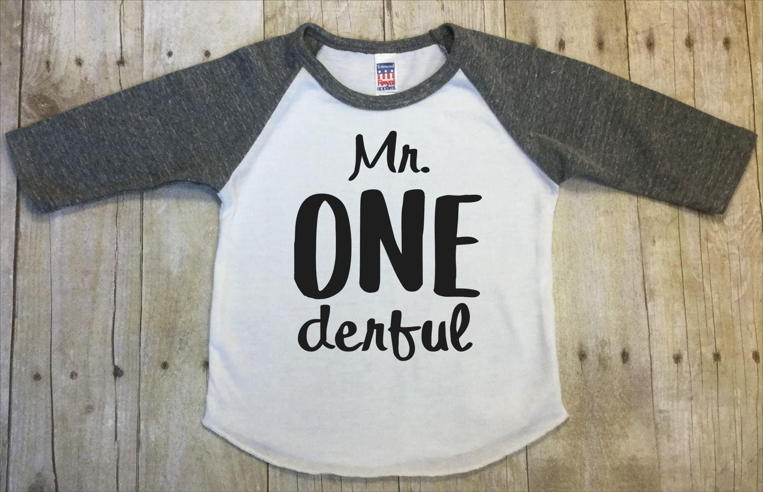 Boys First Birthday Shirt Boy Mr Onederful