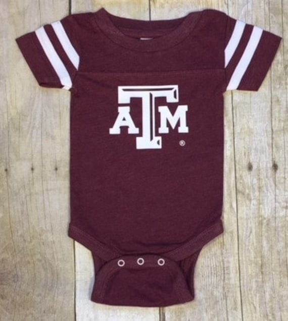 Texas A and M Baby Bodysuit-Aggie Toddler Bodysuit-Aggie  212fc6328