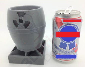 Fat Man Nuke Can Holder for 12oz Cans