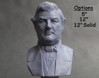Millard Fillmore USA President #13 5 inch 3D Printed Bust