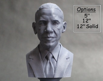 US Presidents Busts