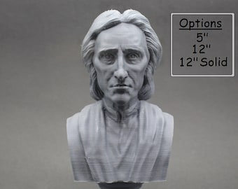 John Locke English Philosopher and Physician 3D Printed Bust
