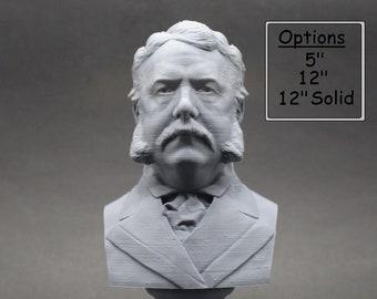 Chester A. Aurthur USA President #21 5 inch 3D Printed Bust