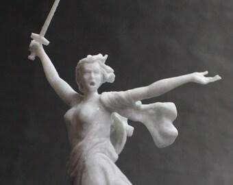Rodina Volgograd (The Motherland Calls) FDM 3D Printed Statue