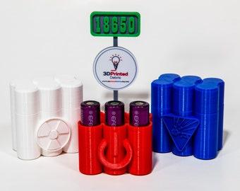 18650 Vape Battery Cases