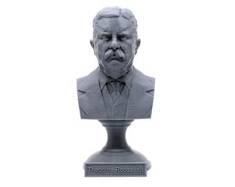 "Theodore ""Teddy"" Roosevelt USA President #26 5 inch Bust"