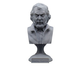 Stanley Kubrick American Film Director, Producer, Screenwriter, and Photographer 5 inch Bust