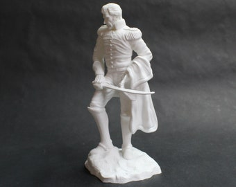 Standing Andy Fort Jackson US Army Original Statue
