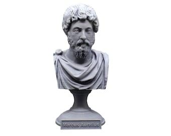 Marcus Aurelius Roman Emperor and Philosopher 5 inch Bust