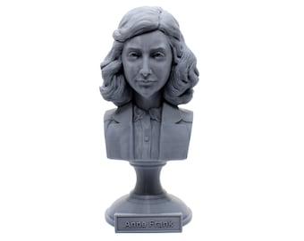 Anne Frank German-Dutch Diarist 5 inch Bust