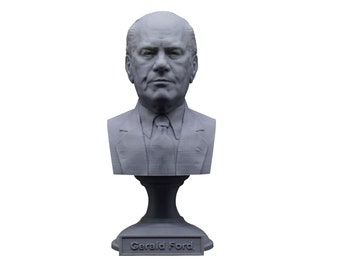 Gerald Ford USA President #38 5 inch Bust