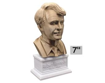 Robert F. Kennedy RFK American Lawyer and Politician 7 inch Bust