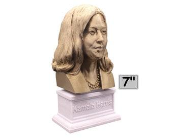 Kamala Harris, First Female US Vice President 7 inch Bust
