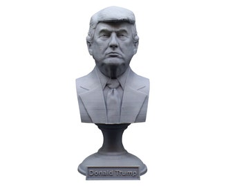 Donald Trump USA President #45 5 inch Bust