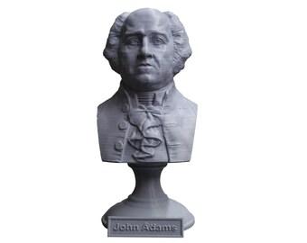 John Adams USA President #2 5 inch Bust