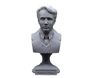 Robert Frost American Poet 5 inch Bust