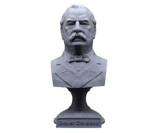 Grover Cleveland USA President #22 5 inch Bust