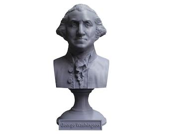 George Washington USA President #1 5 inch Bust