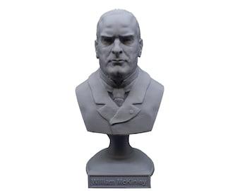 William McKinley USA President #25 5 inch Bust