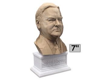 Herbert Hoover USA President #31 7 inch Bust