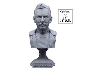 John Steinbeck American Author 3D Printed Bust