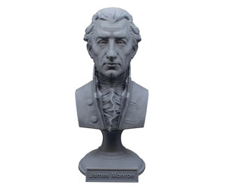 James Monroe USA President #5 5 inch Bust