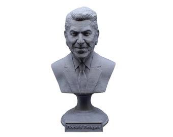 Ronald Reagan USA President #40 5 inch Bust