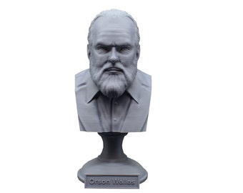 Orson Welles American Actor, Director, Writer, and Producer 5 inch Bust