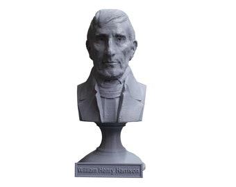William Henry Harrison USA President #9 5 inch Bust