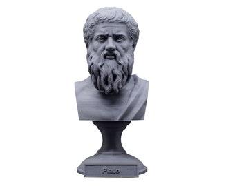 Plato Athenian Philosopher 5 inch Bust