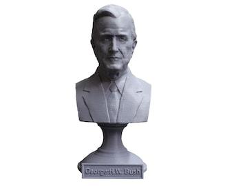 George H.W. Bush USA President #41 5 inch Bust