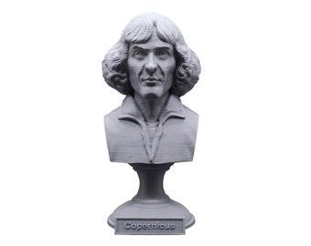 Nicolaus Copernicus Renaissance-era Polymath 5 Inch Bust