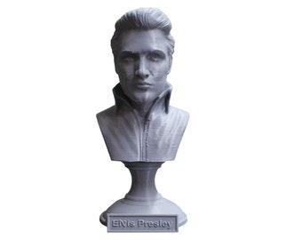 Elvis Presley King of Rock 5 Inch Bust