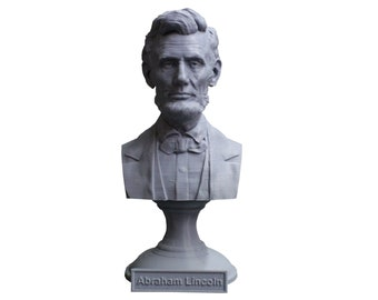 Abraham Lincoln USA President #16 5 inch Bust