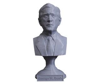 George W. Bush USA President #43 5 inch Bust