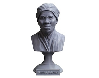 Harriet Tubman American Abolitionist and Political Activist 5 Inch Bust