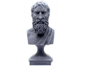 Epictetus Greek Stoic Philosopher 5 inch Bust