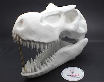 Tyrannosaurus Rex Skull Bonehead by 3DKitbash Croc T-Rex T Rex