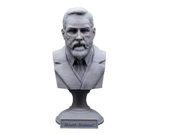 Bram Stoker Irish Writer 5 inch Bust