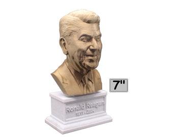 Ronald Reagan USA President #40 7 inch Bust