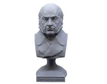 John Quincy Adams USA President #6 5 inch Bust