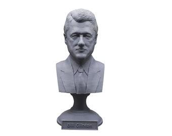 Bill Clinton USA President #42 5 inch Bust