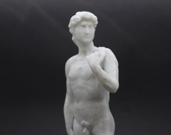 David FDM 3D Printed inspired by Michaelangelo's Statue