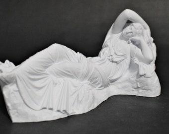 Sleeping Ariadne FDM 3D Printed Hellenistic Statue Replica