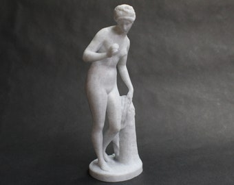 Venus with the Apple  FDM 3D Printed Statue from Royal Cast Collection at SMK in Denmark