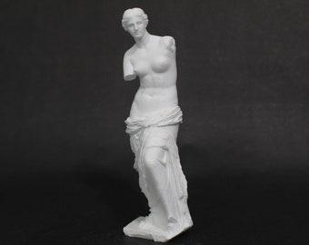 Aphrodite of Milos (Venus De Milo) 8in FDM 3D Printed Statue from Louvre Museum in Paris